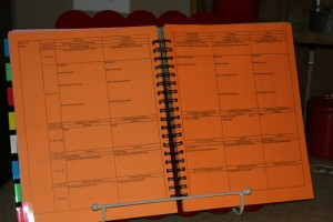 scheme of work book