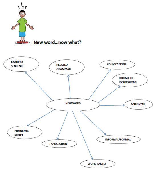 Autonomous Learning – Improving Vocabulary